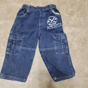 5/$10 Thomas the Train 24 Month Toddler Jeans